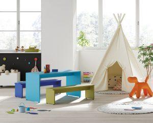 Infinity Habitación infantil Pukka